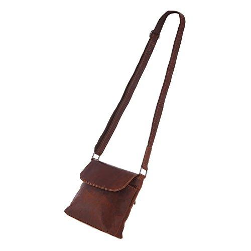 Rada Nature Umhängetasche Geelong echt Leder Handtasche in verschiedenen Farben khaki