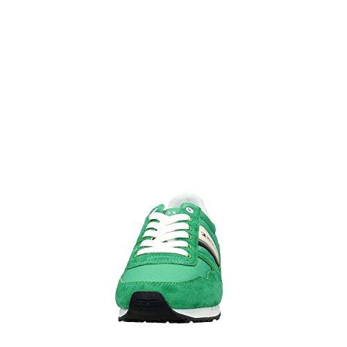 Scarpa sneaker uomo Tommy Hilfiger Maxwell 979 Verde