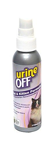 Urine Off 118 ml für Katzen und Kätzchen