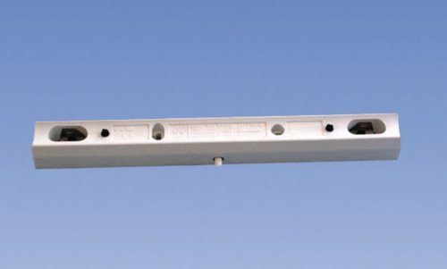 Heitronic Leuchtstoffleuchte Branolia S14s 35W Weiß | 35W | 28910 (Opal Leuchtstofflampe)