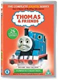 Thomas The Tank Engine and Friends - The Complete Eighth Series DVD Season 8 - 26 EPISODES