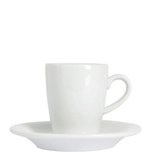 BUTLERS PURO Espressotasse longo mit Untertasse