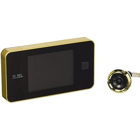 Avidsen E0372-40 Kit Spioncino Telecamera e Display