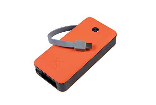Xtorm USB-C Power Bank Go 4000, Externer Akku/Powerbank 4000 mAh, Handy Ladegerät, 2 USB Ports für iPhone XS Max/XR / XS/X / 8/7 / 6s / 6 Plus/iPad, Samsung Galaxy, Android und weitere Handys