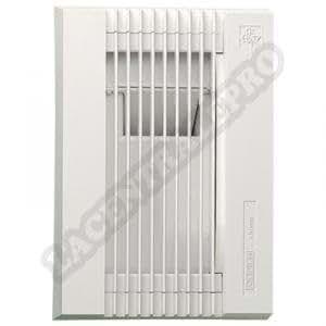 Aldes - Bouche hygro bwc 30 avec commande a cordelette blanche d125 11015180
