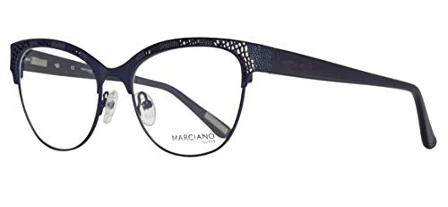 Guess Damen Brille GM0273 53091 Brillengestelle, Blau, 53