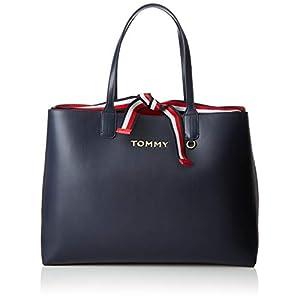Tommy Hilfiger Damen Iconic Tommy Tote 13x30.5x43 cm