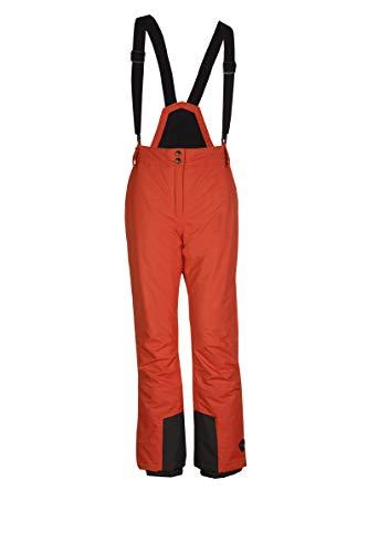 Killtec Damen Erielle Snowboardhose, Orange, 40 Preisvergleich