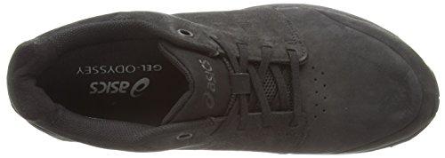 Asics - Gel-odyssey Wr, Chaussures De Travail Pour Homme Noir (noir / Noir 9090)