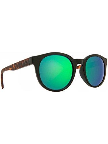 Spy Herren Sonnenbrille Hi-Fi Matte Black/Matte Blonde Tort