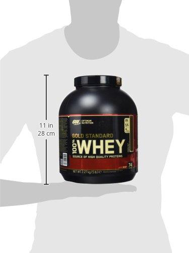 51f029550b1 Optimum Nutrition Gold Standard 100% Whey Proteína en Polvo