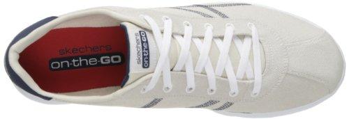 Skechers On-the-goprevail, Baskets Basses homme Beige (Tpe)