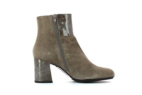 Hispanitas 76007 Geena Ankle Boot 39 Taupe