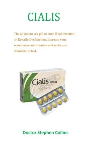 Produktbild Cialis: The all potent sex pill to cure Weak erection or Erectile Dysfunction,  Increase your sexual urge and stamina and make you dominate in bed.