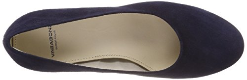 Vagabond Damen Jamilla Pumps Blau (Dark Blue)