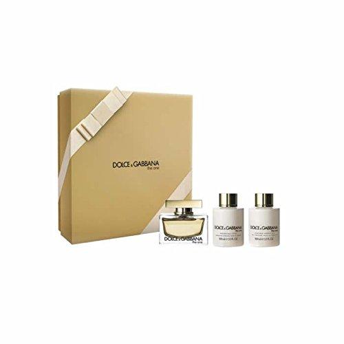 Dolce & Gabbana The One Für Frauen EDP Spray, body lotion und Shower Gel, 275ml - Dolce Gabbana Body Shower Gel