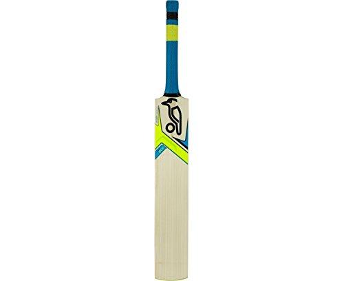 KOOKABURRA Verve 800lange Klinge Cricket Bat Blau blau Lange Keule- Medium Gewicht