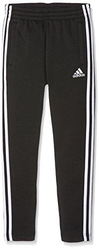 adidas Yb 3S Br Hose für Junge, Schwarz (Schwarz), 110 (Shorts Taille Elastische Adidas)