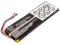 MicroBattery 13.3Wh Remote Control Battery Li-Pol 3.7V 3600mAh, MBRC-BA0009 (Li-Pol 3.7V 3600mAh)
