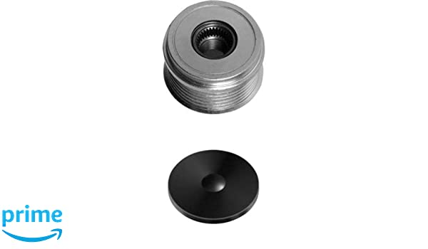 Thread Size: M16x1,5 Belt Pulley /Ø: 56,2mm HELLA 9XU 358 038-041 Alternator Freewheel Clutch Number of grooves: 6