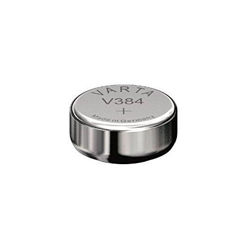 VARTA Batterie, S/Oxyde, 1,55 V, 40 mAh, SR41SW RW37 V384 20384101501 par Varta & Meilleur Prix carré