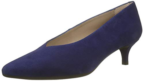 Unisa Calendario.Unisa Women S Jerard Ks Closed Toe Pumps Blue Zafiro 7 Uk