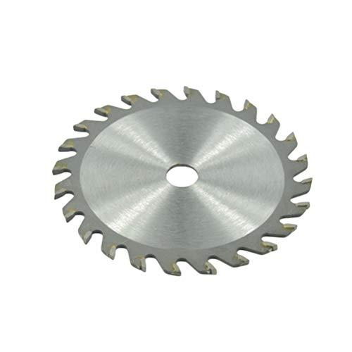 ounona 85x 10mm 24Zähne Hard Legierung High Speed Stahl Kreissägeblatt für Mini Cut Off Saw -