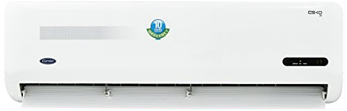 Carrier 1.5 Ton 3 Star Inverter Split AC (Copper, Esko Inverter CAI18EK3C8F0, White)