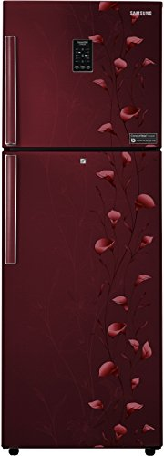 Samsung 253 L 2 Star Frost-free  Refrigerator (RT28K3922RZ , Tender Lily Red)