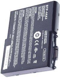 Batterie pour ACER ALPHA 550, 14.8V, 6600mAh, Li-ion