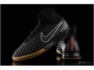 official photos 540c8 3ef5c Nike Magistax Proximo II IC, Botas de fútbol para Hombre, Negro Black-Gum