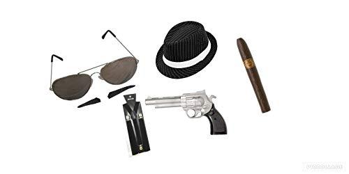Fake Kostüm Hosenträger - Seemeinthat 20er Jahre Gangster Mobster Mobster