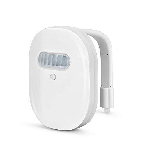 8 Farben Led Nachtlicht Wc Sitz Klobrille Toilettenlicht Bewegung Motionsensor In Short Supply Nachtlichter Möbel & Wohnen