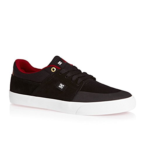 DC Shoes Wes Kremer - Schuhe Für Männer ADYS300315 black/athletic red/white