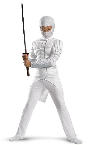 Storm Shadow Classic Muscle Costume - Medium (Storm Shadow Kostüm)