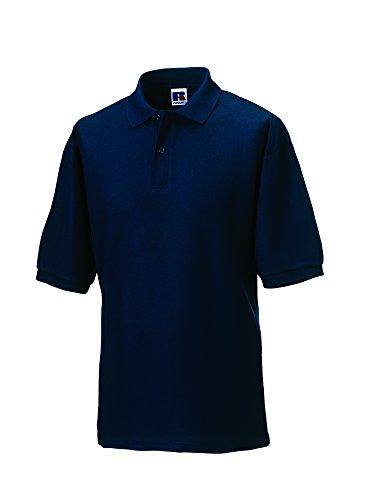JerzeesHerren Poloshirt Marineblau