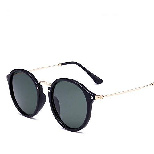 ZHAS Sonnenbrillen Runde Sonnenbrillen Retro Herren Damen Sonnenbrillen Vintage Beschichtung Verspiegelte Sonnenbrillen sind aus hochwertigen Materialien für Langlebigkeit hergestellt