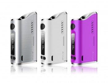 Preisvergleich Produktbild Vaporesso Attitude Box Mod Akkuträger 80W TC Farbe Schwarz