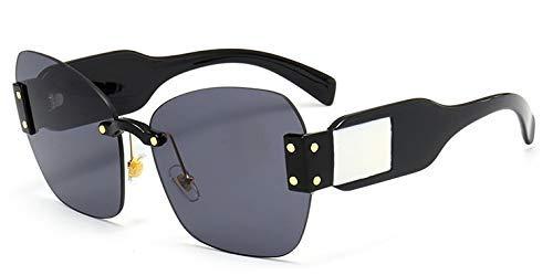 GFF 5 Farben Trendy M Quadrat Sonnenbrille Frauen Farbverlauf Transparent Marke Brille Designer Mode Männlich Weiblich 45342