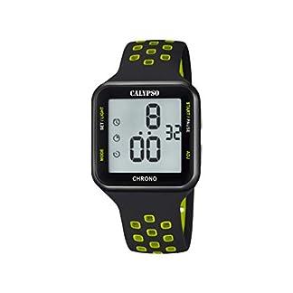 Calypso Reloj Digital para Mujer de Cuarzo con Correa en Plástico K5748/6