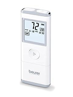 Beurer ME 80 mobiles EKG-Gerät (Aufzeichnung des Herzrhytmus zuhause oder unterwegs) (B0082JK9TI)   Amazon price tracker / tracking, Amazon price history charts, Amazon price watches, Amazon price drop alerts