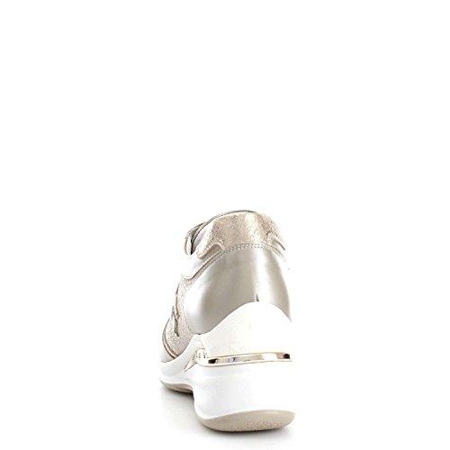 Nero Giardini P717050D Sneakers Donna Luxury Platino