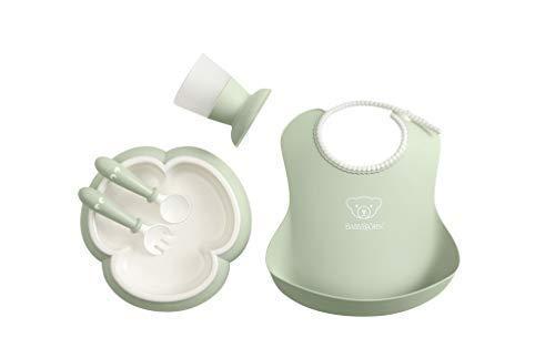 BabyBjörn 070061 - Cuchara y tenedor para bebé
