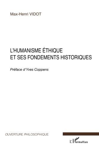 L'humanisme éthique et ses fondements historiques
