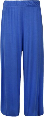 Size 12-14 Royal Blue Women's Palazzo Pants