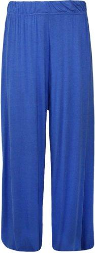 Size 12-14 Royal Blue Women's Palazzo Pants