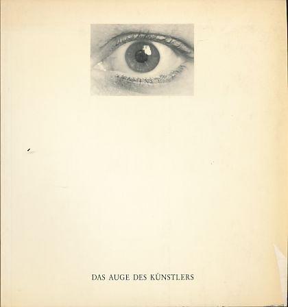 L' occhio dell' artista, l'occhio della camera = Das Auge des Künstlers, das Auge der - Dell-kamera
