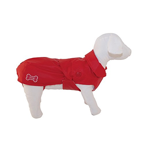 FUSSDOG Etanche Red Dog Classic Accessories Capottini Et Vêtements