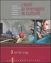 I testi, le immagini, le culture. La letteratura e l'intreccio dei saperi. Versione base. Per le Scuole superiori: 3