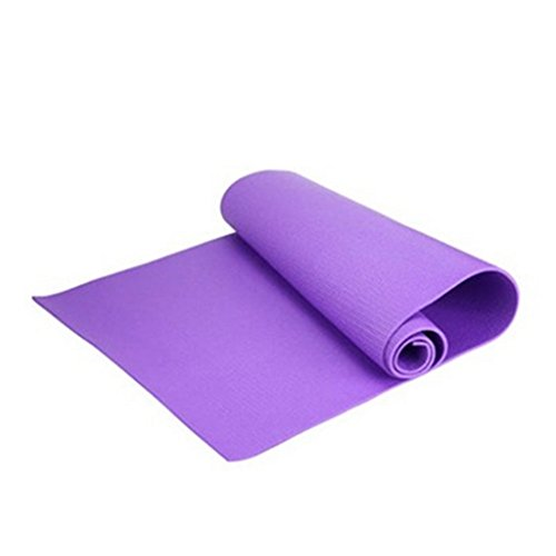 17YEARS 6mm Thick Durable Non-Slip EVA Yoga Mat Pad Gym Home Outdoor Exercise Fitness